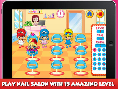 Girl Nail Salon screenshot 7