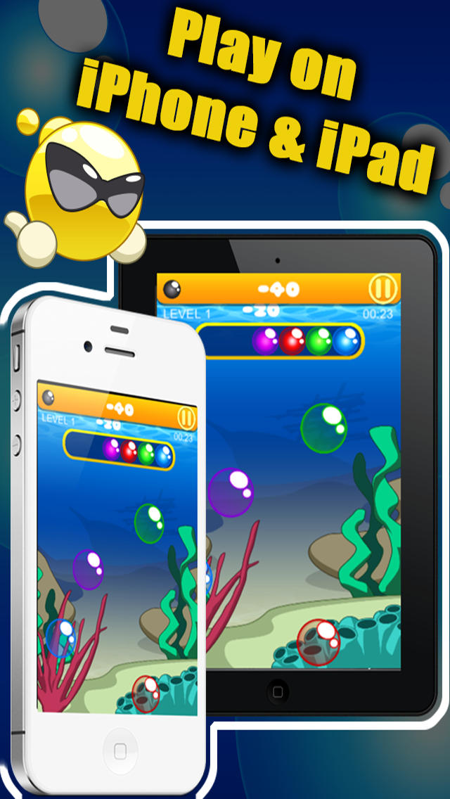 Bubble Busta - Bubble Popping Fun For Everyone screenshot 3