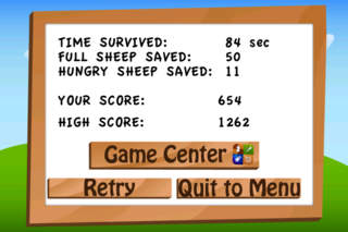 Hungry Sheep screenshot #5