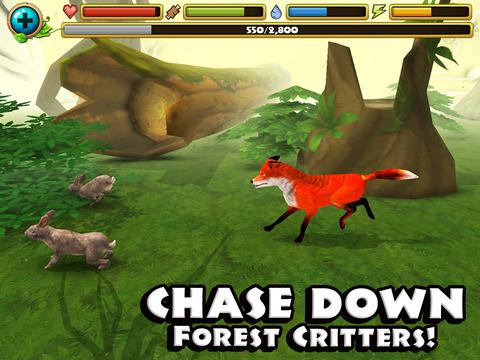 Fox Simulator screenshot 10