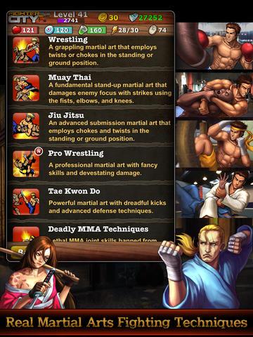 Fighter City screenshot 8
