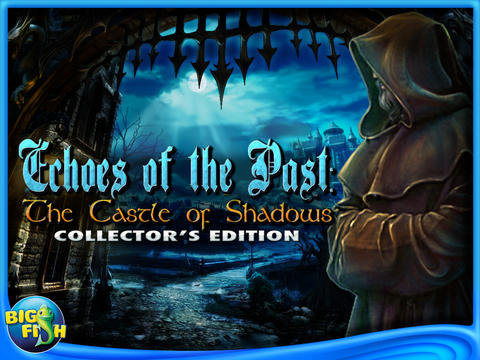 Echoes of the Past: The Castle of Shadows HD - A Hidden Object Adventure screenshot 1