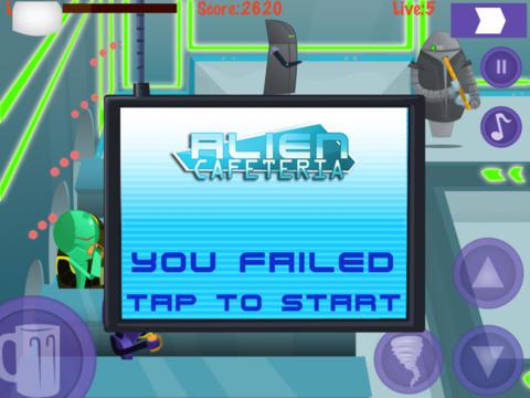 Alien Cafeteria screenshot 10