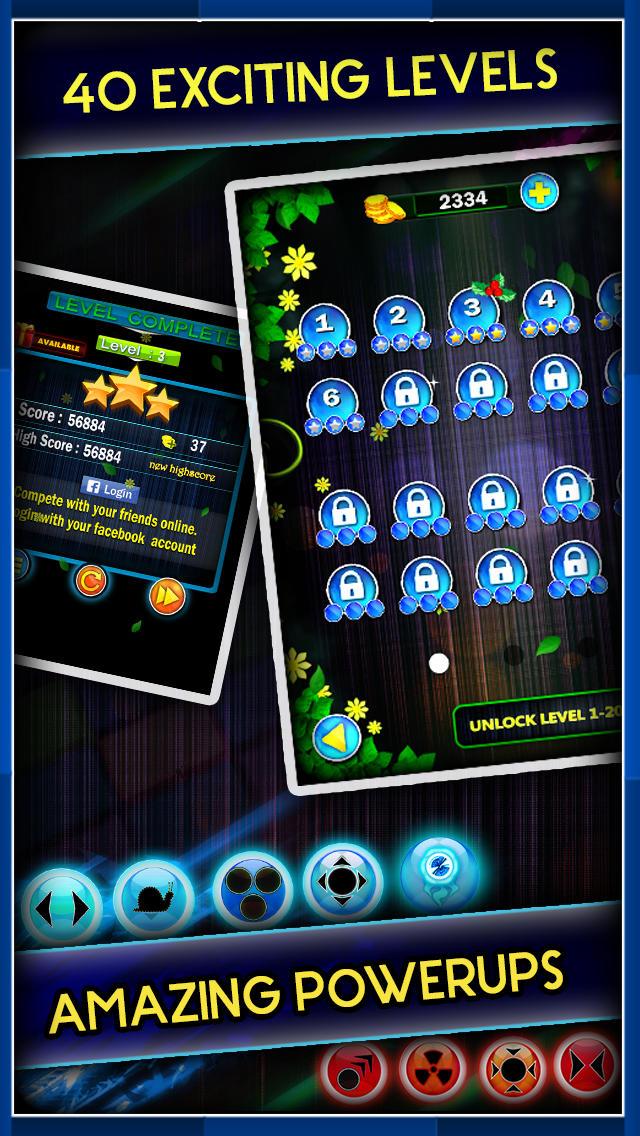 Brick Breaker Blitz screenshot 4