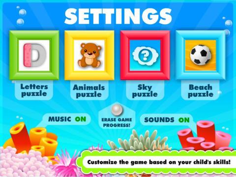 Alphabet Aquarium ABC screenshot 10