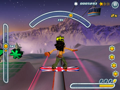 Snowboard Hero screenshot #4