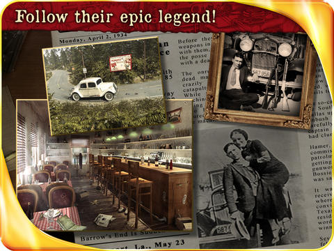 Public Enemies : Bonnie & Clyde (FULL) - Extended Edition - A Hidden Object Adventure screenshot 10