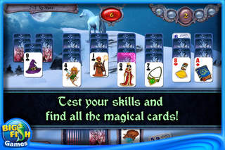 Avalon Legends Solitaire screenshot 5