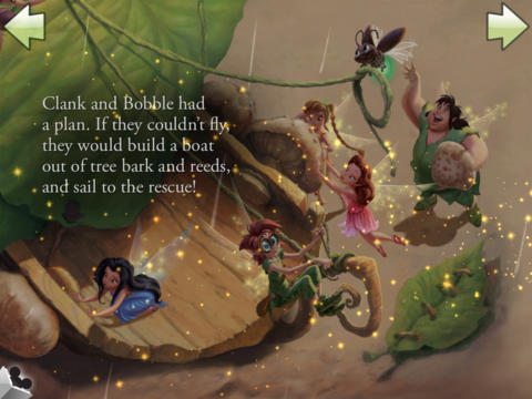 Tinker Bell and the Great Fairy Rescue—A Magical Adventure screenshot 9