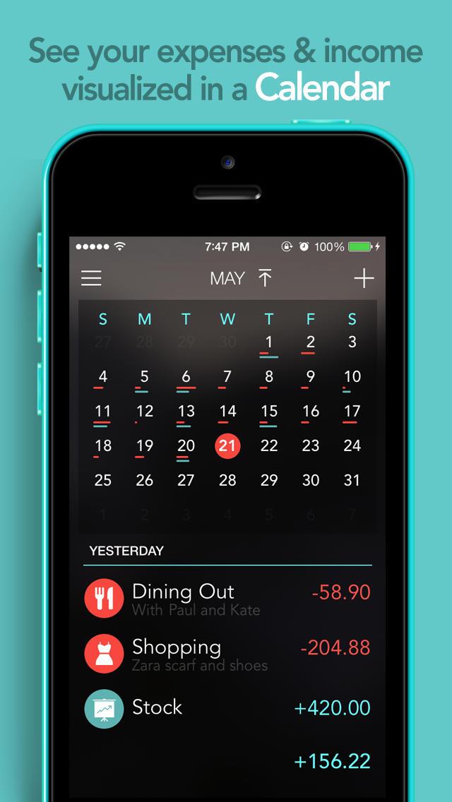 Spendbook - Personal Finance Tracker screenshot 3