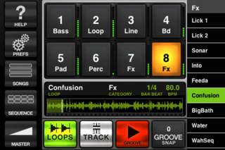 GrooveMaker Reggae screenshot 5