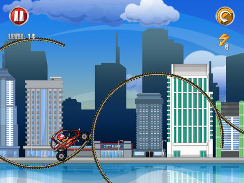 Buggy Blitz - Extreme Stunts HD screenshot 4