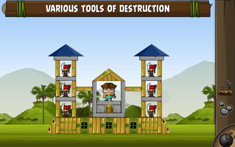 Siege Hero HD screenshot 3