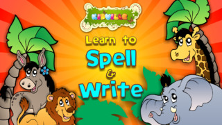 Learn to Spell & Write : Animals screenshot 1