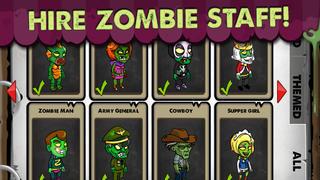 Zombie Café screenshot 5