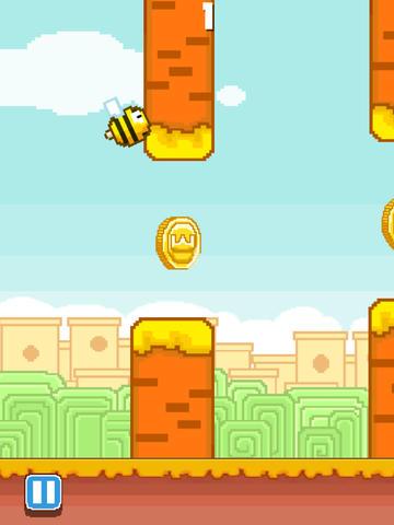Pixel Wings HD screenshot 9