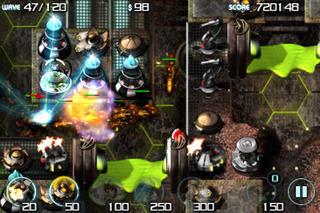 Sentinel: Mars Defense screenshot 2
