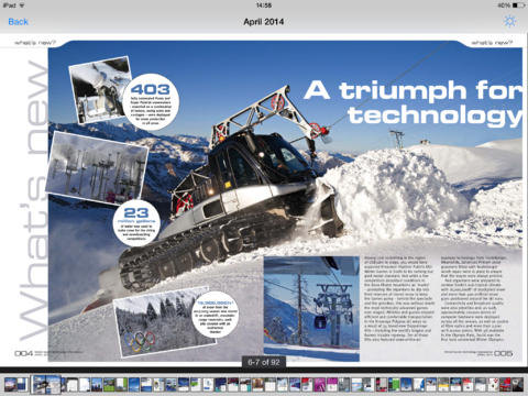 Winter Sports Technology International - náhled