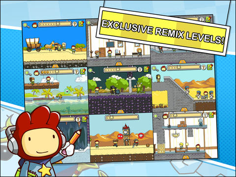 Scribblenauts Remix screenshot 7