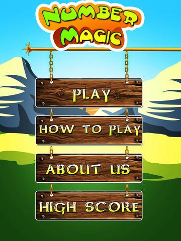 Number Magic HD screenshot 1