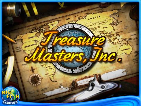 Treasure Masters, Inc. HD (Full) screenshot 1
