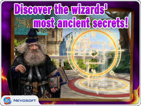 Magic Academy HD Lite: puzzle adventure game screenshot 3