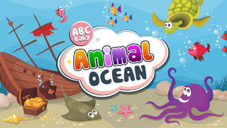 ABC Baby Ocean Adventure - 3 in 1 Game for Preschool Kids - Learn Names of Marine Animals screenshot #1