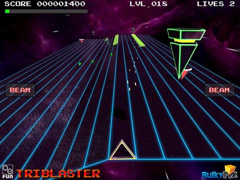 TriBlaster screenshot #5