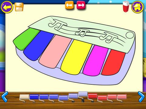 Kid's Literacy Games HD Lite screenshot 3
