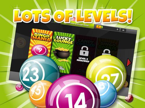 Bingo Slots Casino: Deluxe Daily Bonus Jackpot - Free Edition screenshot 4