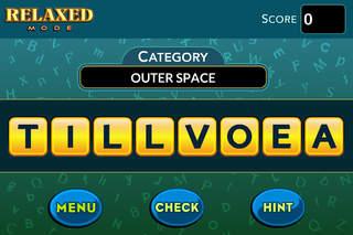 Super Word Scramble! - Mini Edition screenshot 4