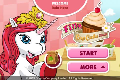 Filly® Cupcake Shop - náhled