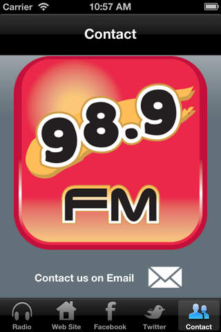 98.9fm For The Best Country - náhled