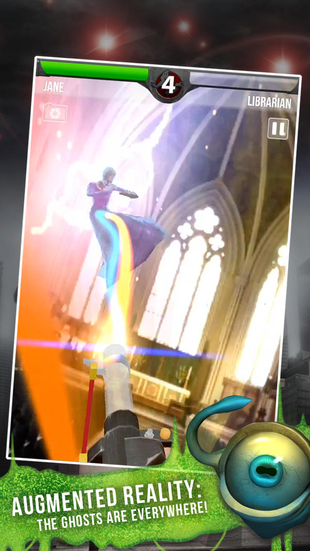 Ghostbusters™ Paranormal Blast: Augmented Reality screenshot 3