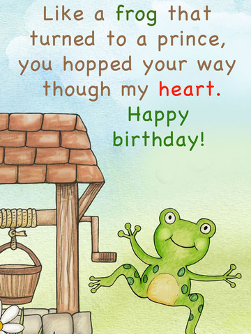 Birthday Greeting Cards - Happy Birthday Greetings & Picture Quotes screenshot 7