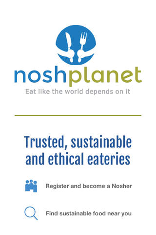 NoshPlanet - náhled