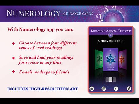 Numerology Guidance Cards - Michelle Buchanan screenshot 5
