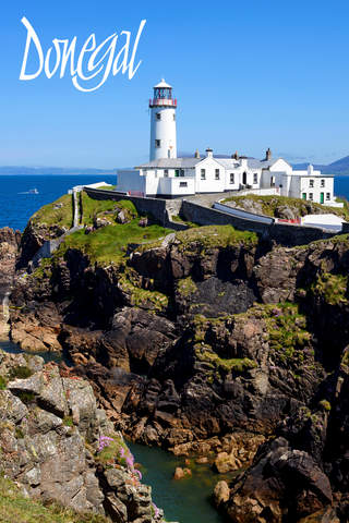 County Donegal Tourism App - náhled