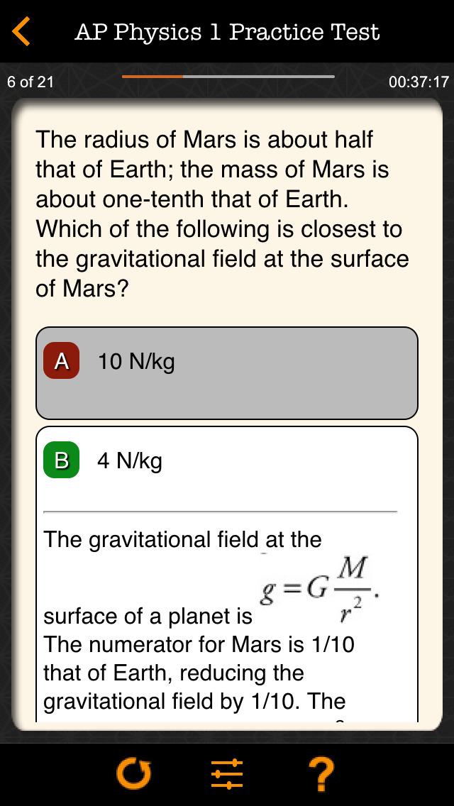 AP Physics 1 5 Steps to a 5 screenshot 2