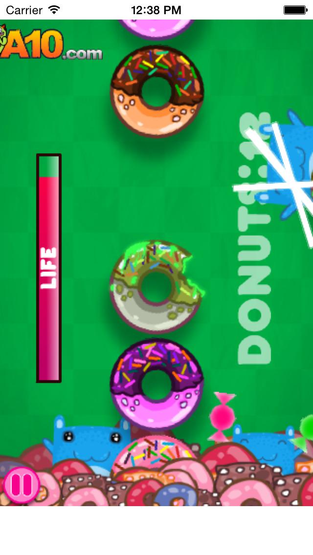Bad Donut - Free Game screenshot 2
