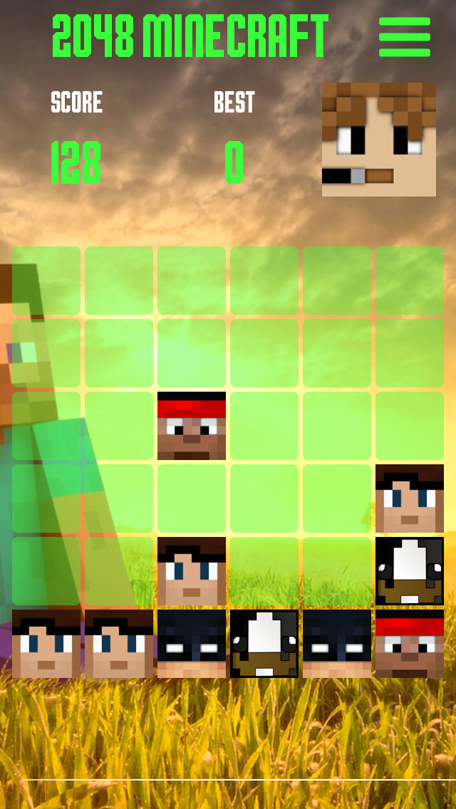2048 for Minecraft screenshot 2