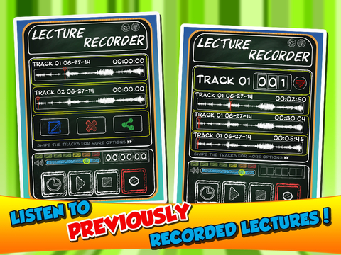 Lecture Recorder App screenshot 5