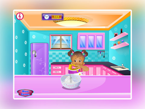Baby Daisy Cooking Time screenshot 6