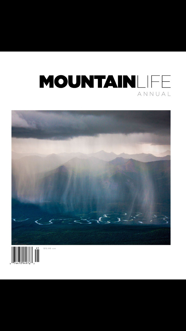 Mountain Life ANNUAL screenshot 1