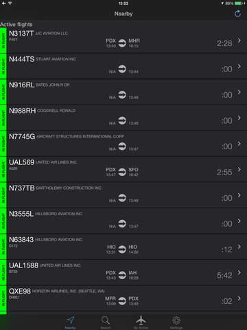 Flightwise Flight Tracker screenshot 6