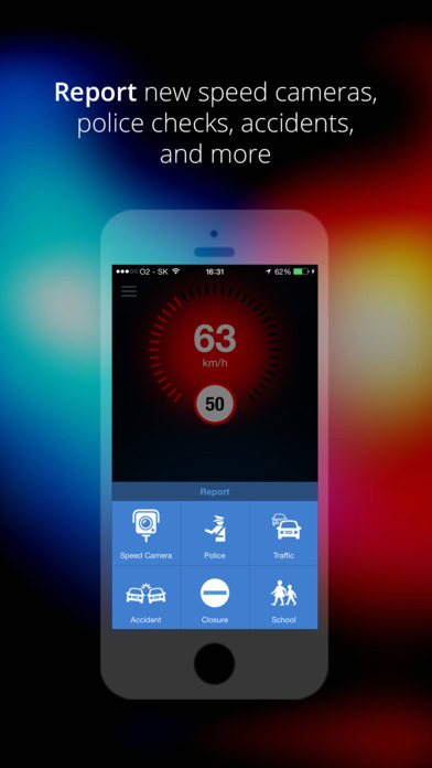 best traffic app for iphone speed cameras amp traffic by sygic screenshot 16703