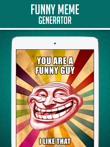 Funny Insta Meme Generator - Make Custom Memes with LOL pics,Troll Wallpapers & GIF Photos screenshot #1