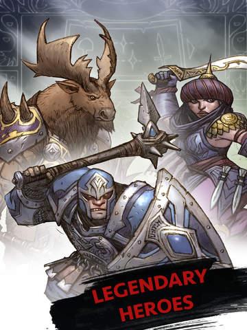 SoulSpark - Battle Cards (RPG) screenshot 10