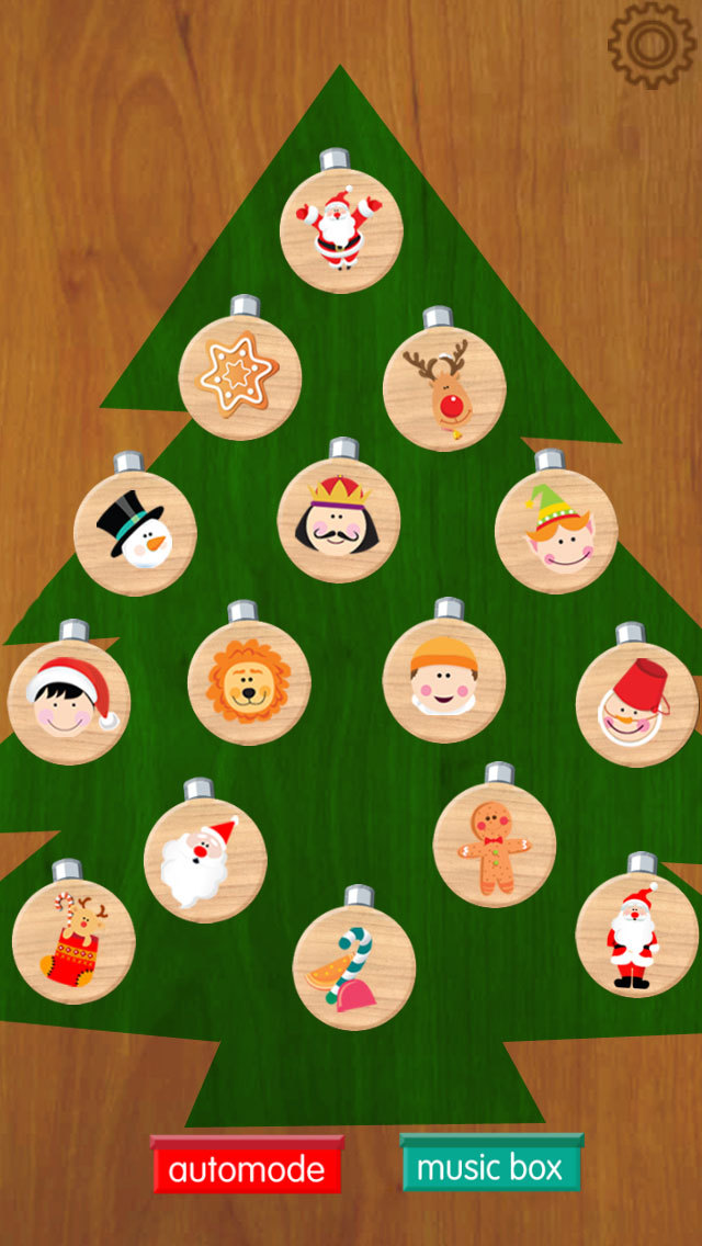 Wood Puzzle Christmas screenshot 5