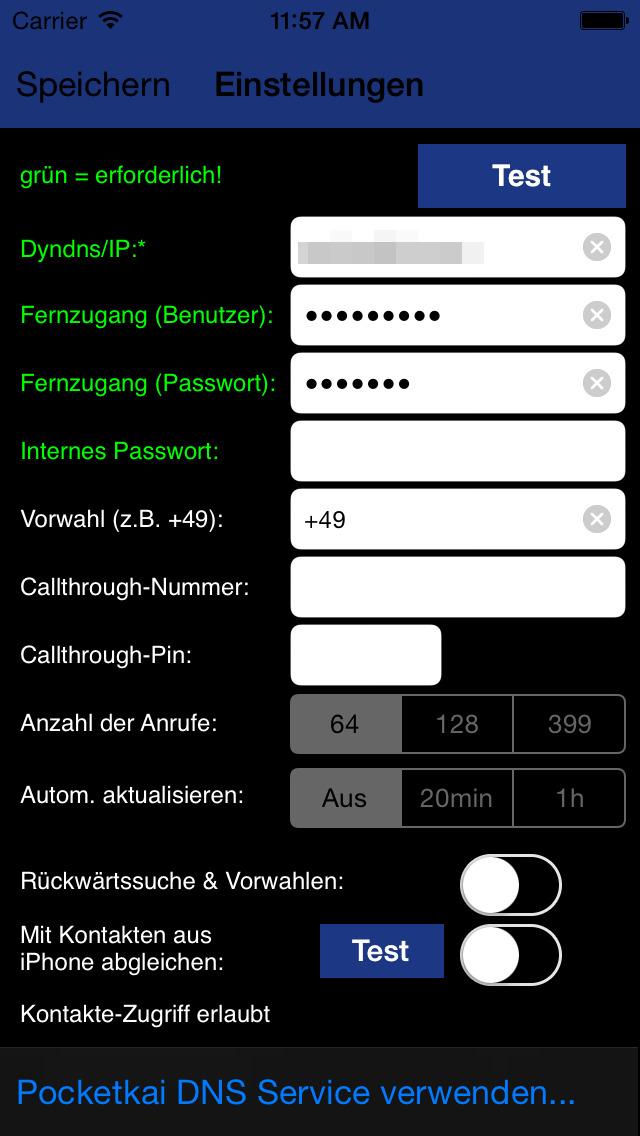 Call List Pro screenshot 5